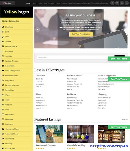 yellow-pages-wordpress-theme