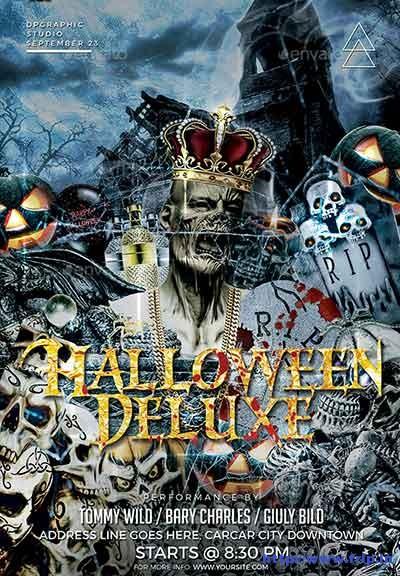 halloween-deluxe-flyer
