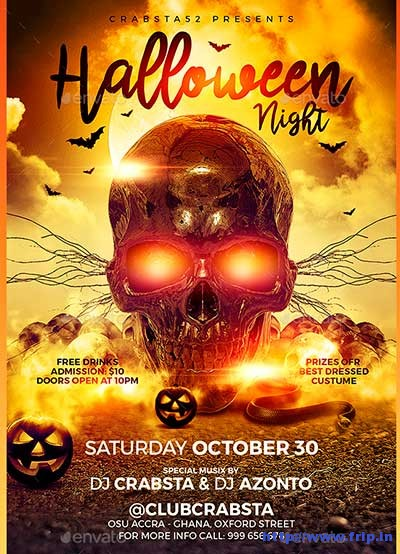 halloween-night-flyer-template