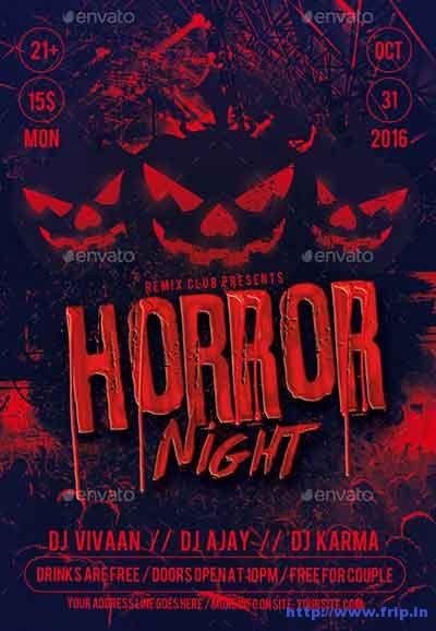 halloween-night-party-flyer