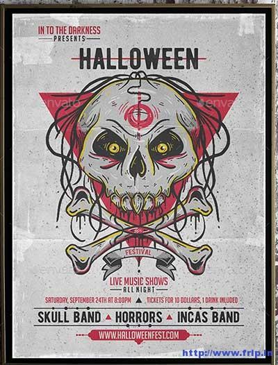 halloween-skull-fest-flyer