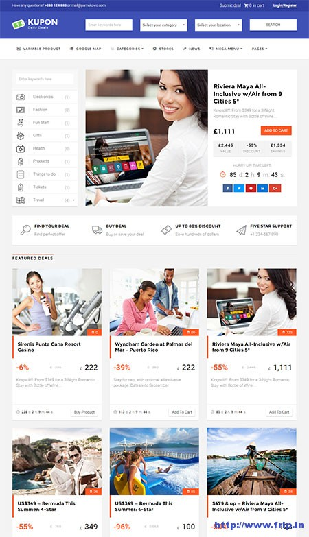 kupon-daily-deals-marketplace-wordpress-theme