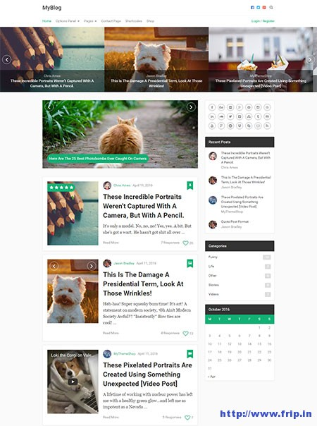 myblog-wordpress-theme