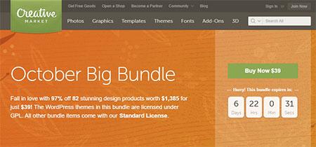 creative market october-big-bundle