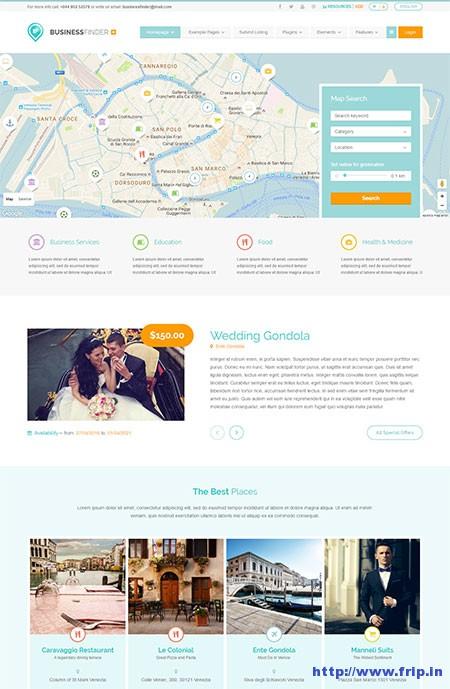 business-finder-wordpress-theme