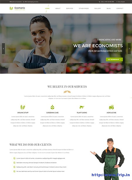 ecomanic-gardening-landscaping-wordpress-theme