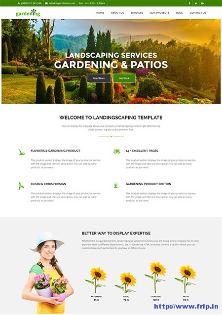 gardening-wordpress-theme