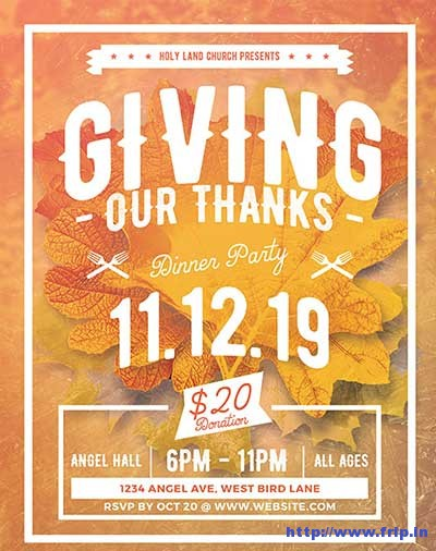 giving-thanks-holiday-flyer