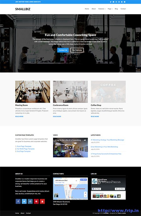 smallbiz-wordpress-theme