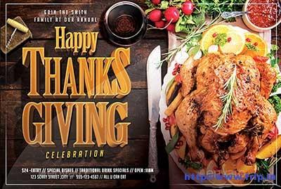 thanksgiving-celebration-flyer