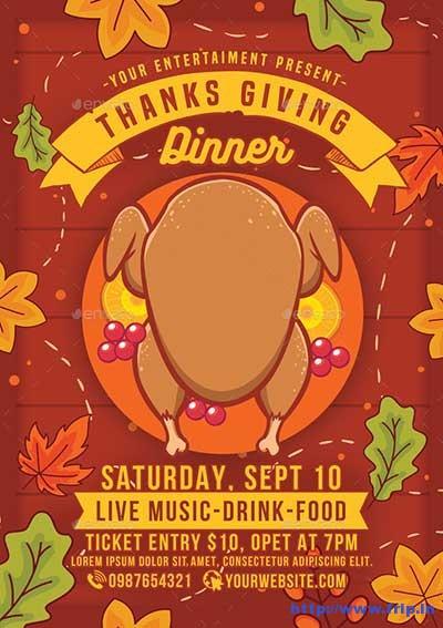 thanksgiving-day-dinner-flyer