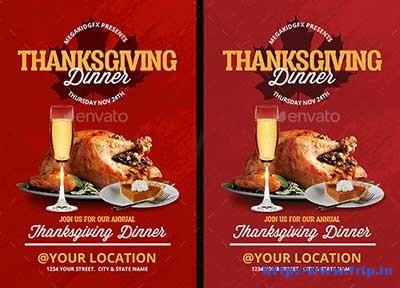 thanksgiving-dinner-flyer-templatees