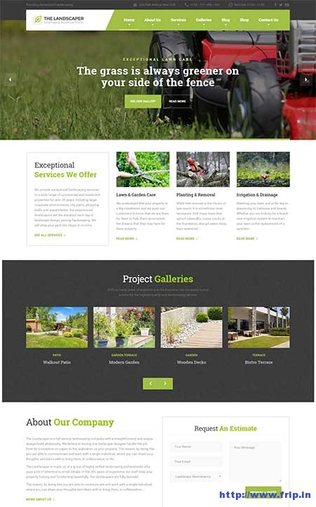 the-landscaper-landscaping-wordpress-theme