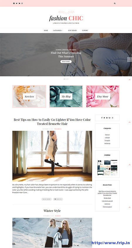 fashion-chic-wordpress-theme