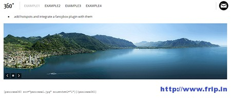 wordpress 360 degree panorama plugins