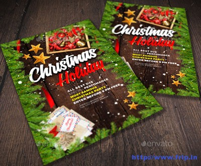 christmas-holiday-flyer