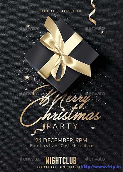 classy-christmas-invitation-flyer