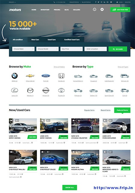 motors-wordpress-theme