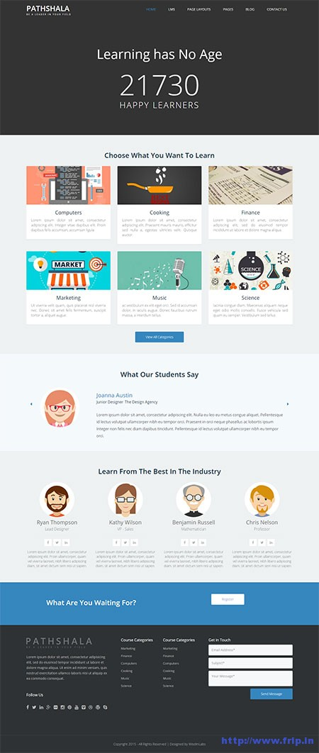 pathshala-learndash-wordpress-theme