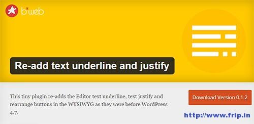 re-add-text-underline-and-justify-wordpress-plugin