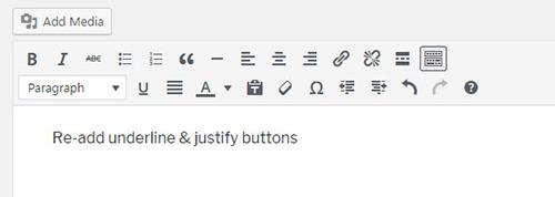 re-add-underline-justify-buttons