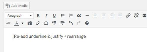 re-add-underline-justify-rearrange