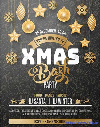 template-for-christmas-party-invitation