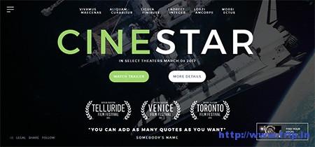 cinestar-film-marketing-wordpress-theme