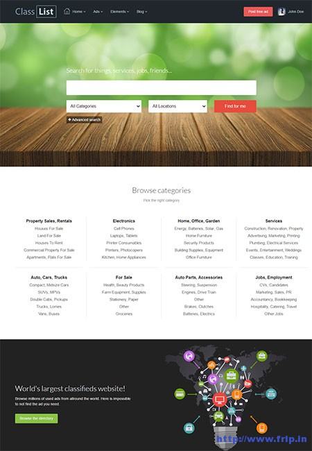 classlist-directory-classifieds-listing-template