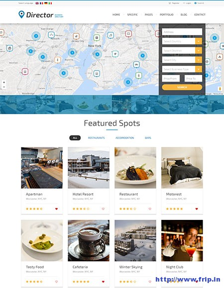 director-universal-directory-template