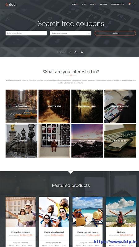 doo-multipurpose-wordpress-theme
