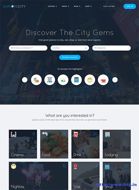 explore-city-directory-listing-template