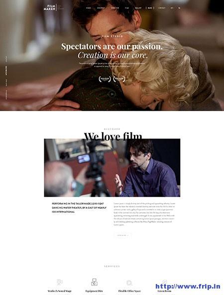 film-maker-film-studio-wordpress-theme