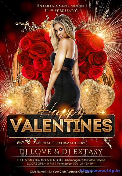 happy-valentines-day-flyer