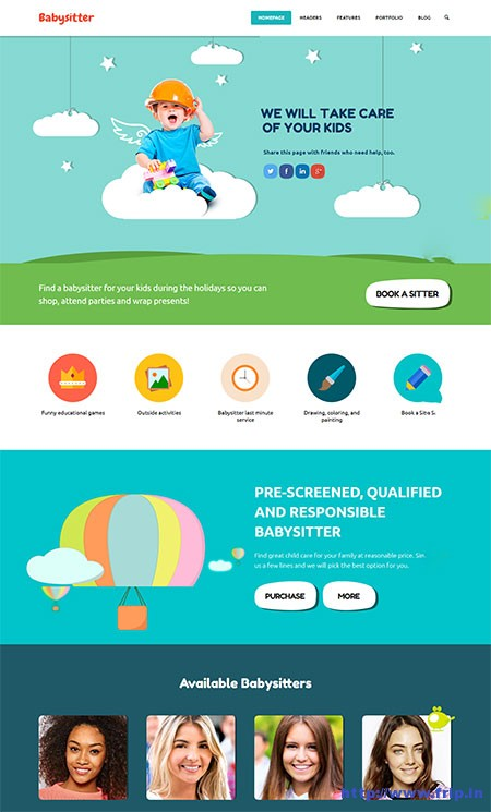 kidscare-multipurpose-children-site-template