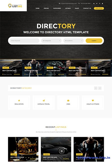 listing-directory-multipurpose-template