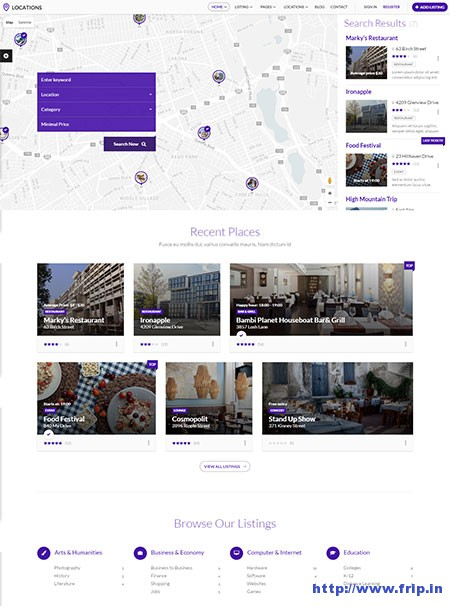 locations-multipurpose-directory-template