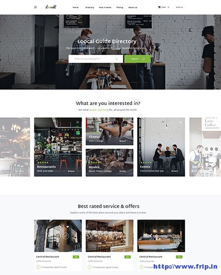 loocall-business-directory-template