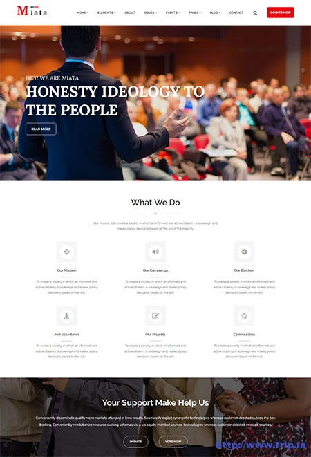 miata-political-html5-template