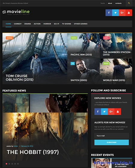 movieline-online-cinema-wordpress-theme