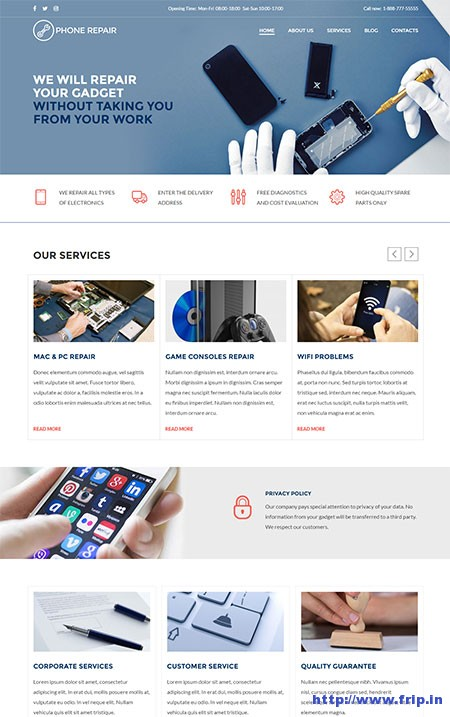 phone-repair-wordpress-theme