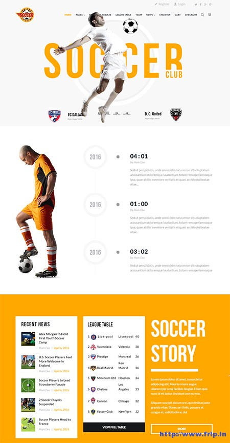 soccer-club-WordPress-theme