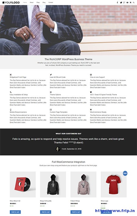 the-richcorp-wordpress-theme