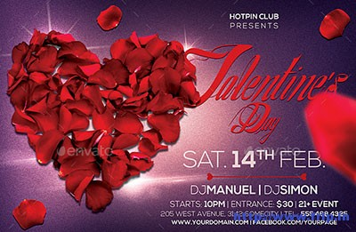 valentine-day-flyer-psd-template