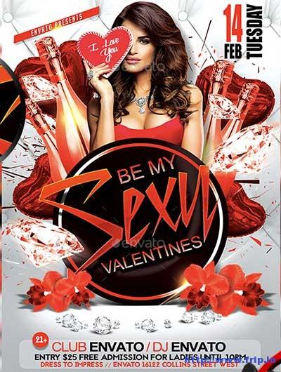 valentine-day-flyer-template