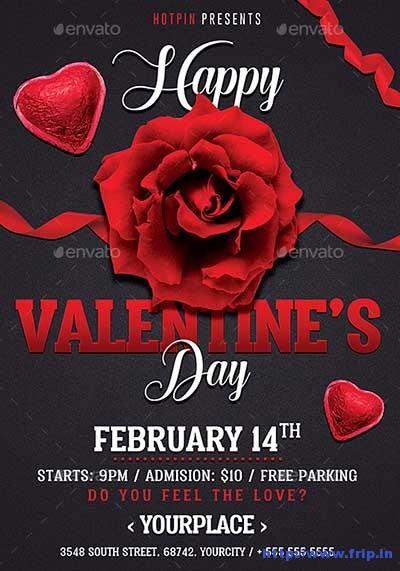 valentine-day-psd-flyer-template