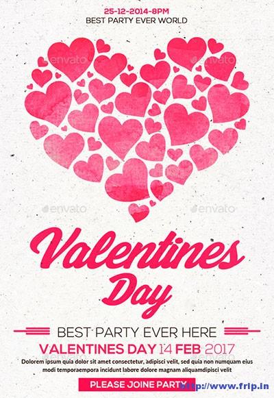 valentine-flyers