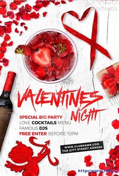 valentines-night-flyer