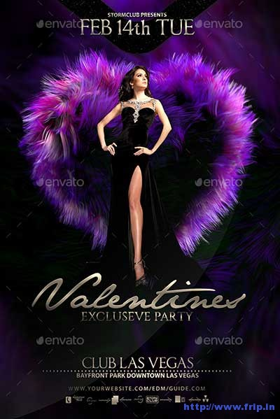 valentines-party-flyer