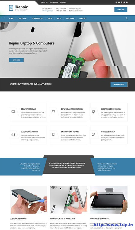 irepair-repair-wordpress-theme